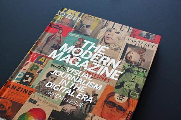 Buchcover von The Modern Magazine