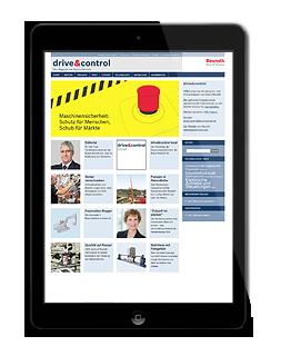 Onlinemagazin Bosch Rexroth