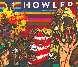 Kick it like Howler