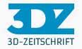 Logo 3D-Zeitschrift