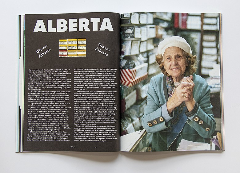 Magazin Flaneur: Menschen im Mittelpunkt