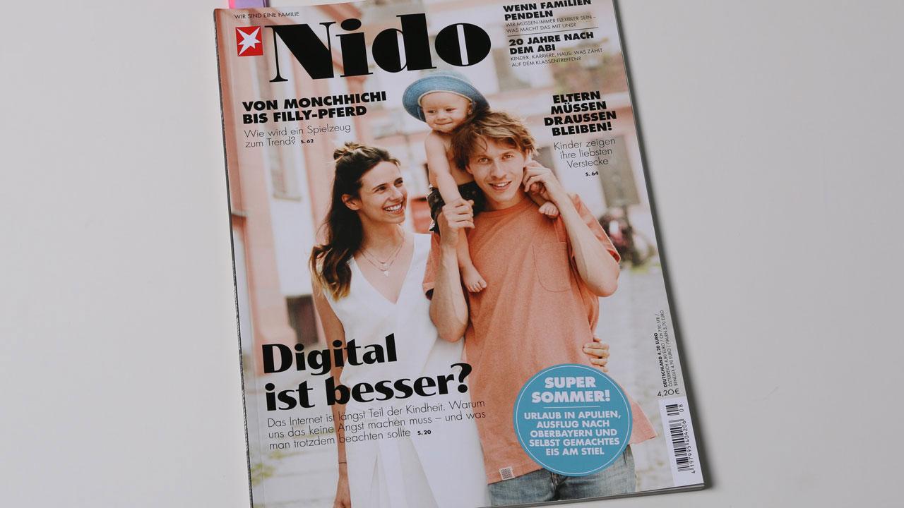Nido, 08/2015, Titel
