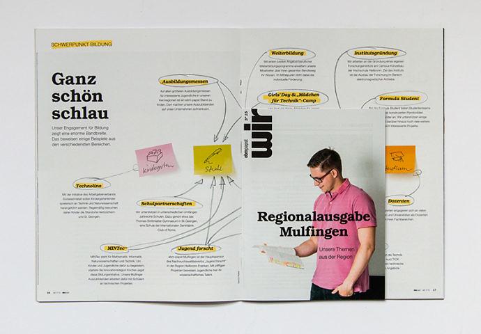wir: regionale Themen