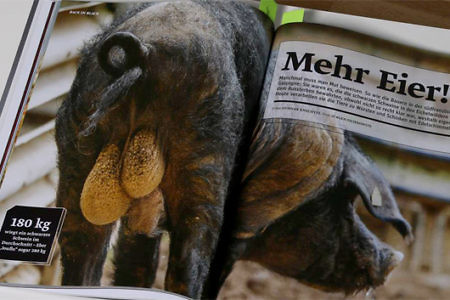 Trends in der Magazinfotografie
