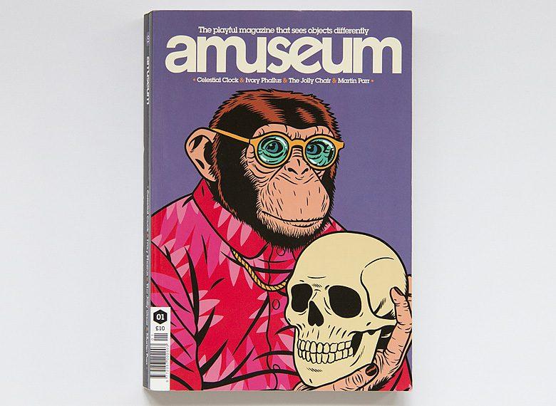 amuseum Cover
