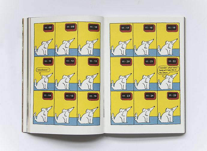 amuseum Hunde Comic