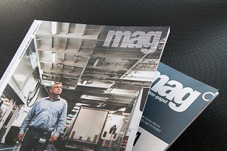 Relaunch Kundenmagazin mag für ebmpapst