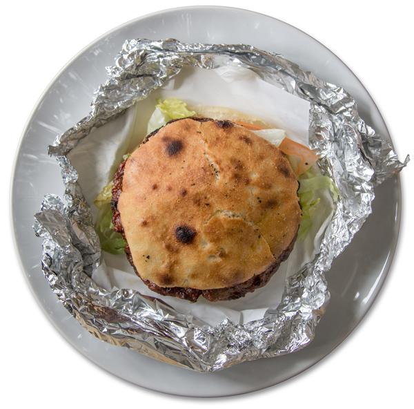Balkan Burger von Jakova Premium Burger