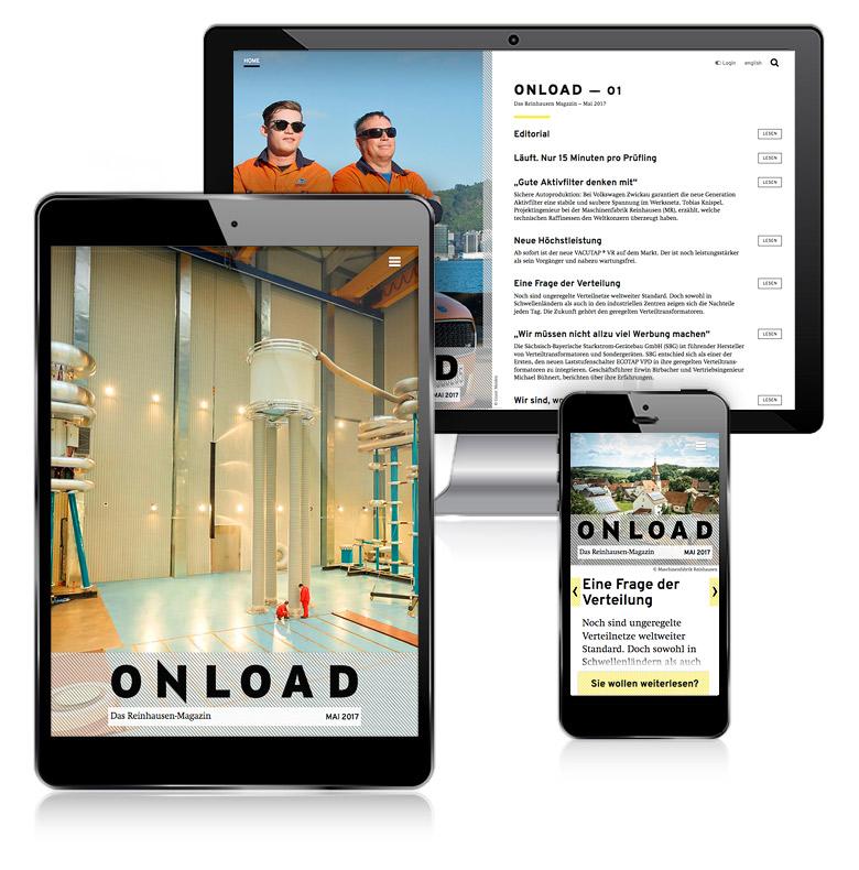 Onload im Web