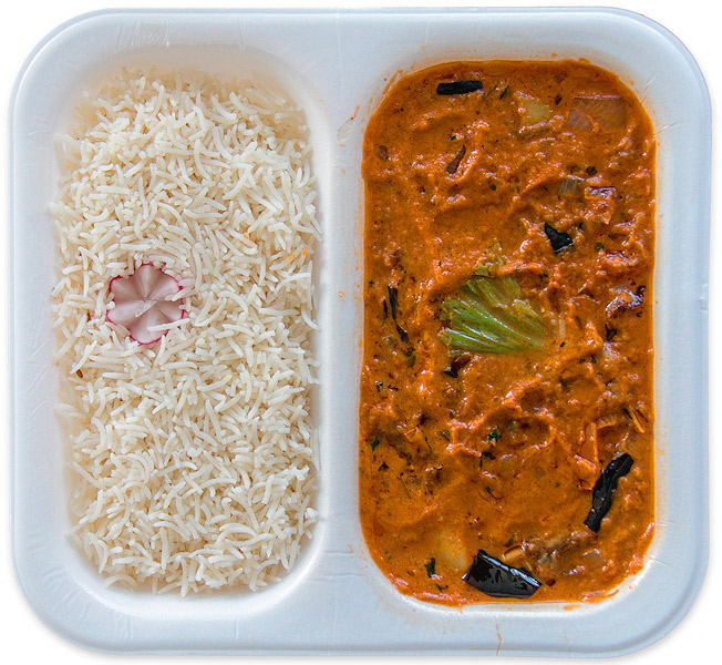 Ceylonischer Kathiri Curry von Ganesha