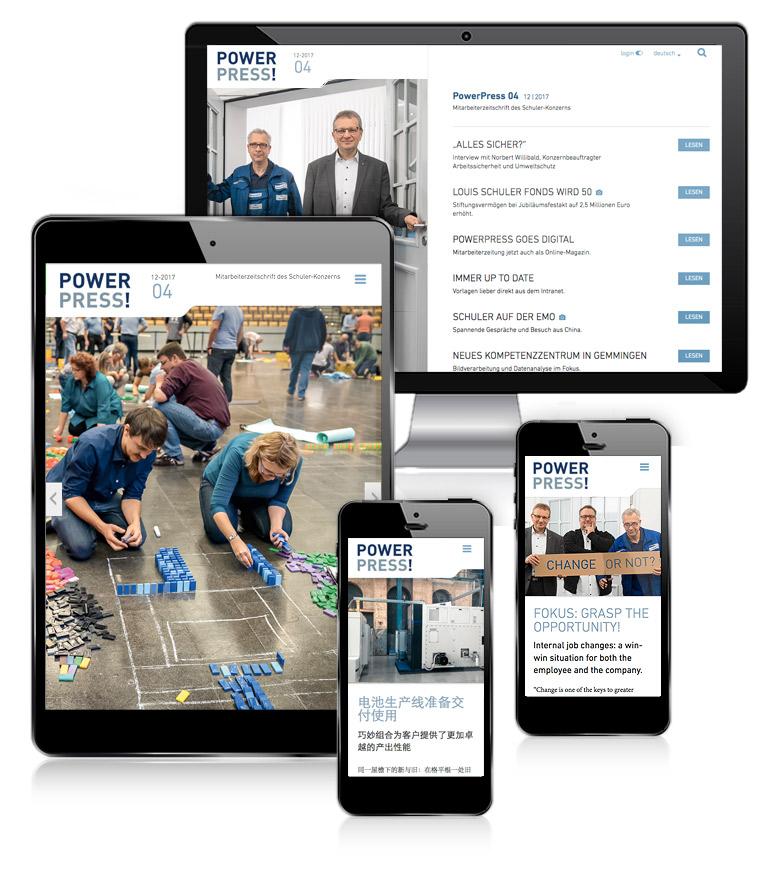 online-magazin mitarbeiter schuler powerpress