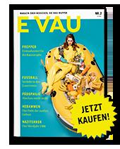 EVAU Ausgabe 2 Cover
