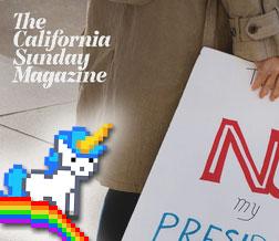 Von der schönsten Seite: The California Sunday Magazine