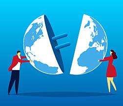 Die Mitarbeiterzeitschrift wird international