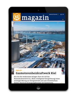 Onlinemagazin Kraftanlagen Gruppe