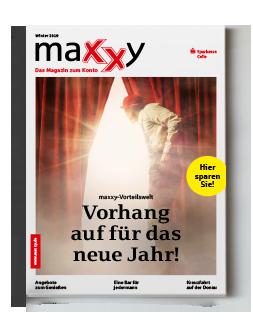 Kundenmagazin Deutscher Sparkassenverlag