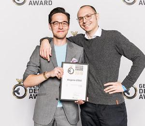 German Design Award für EVAU!thumbnail