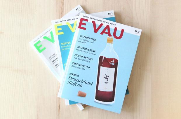 EVAU Magazin