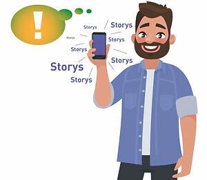 Digitale Mitarbeiterkommunikation braucht digitales Storytelling