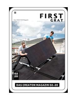 Onlinemagazin Creaton