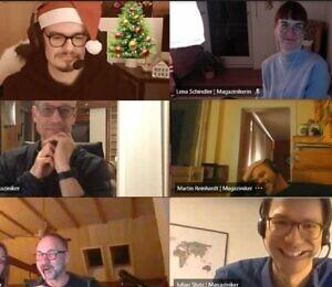 Weihnachten im Cyberspace